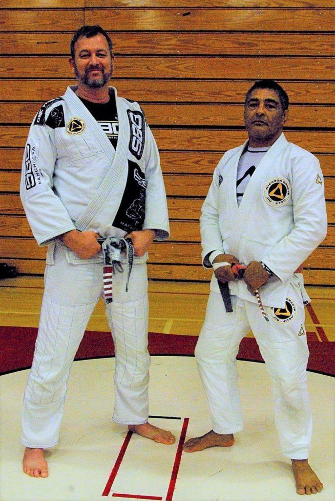 matt and rickson 1 686x1024 - Understanding the fundamentals of Jiu-Jitsu