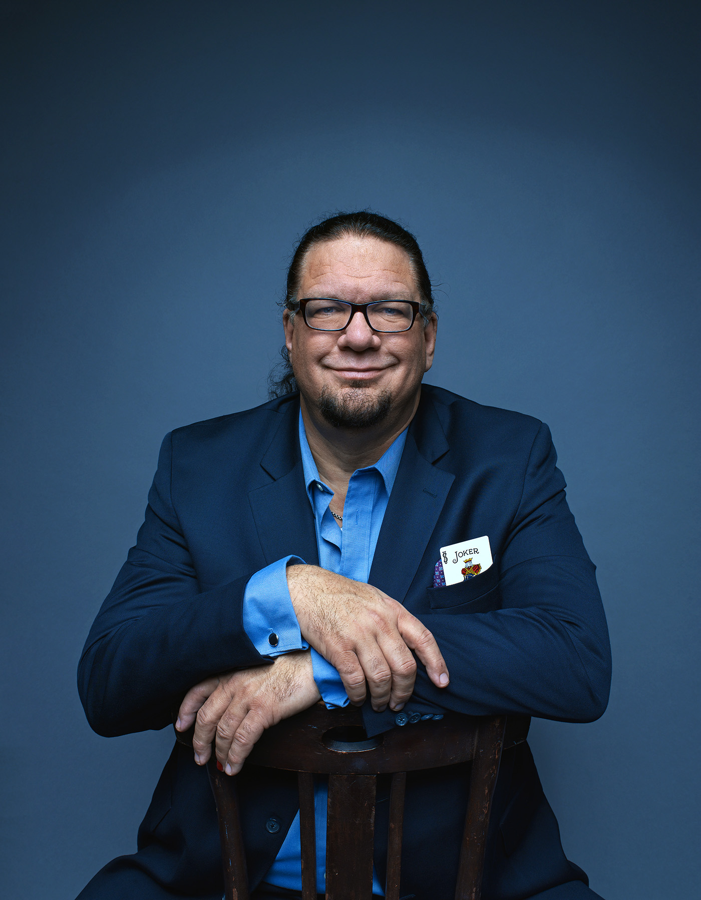 Penn Fraser Jillette (born March 5, 1955) is an American illusionist, comedian, musician, actor, and best-selling author known for his work with fellow magician Teller in the team Penn & Teller. He is also known for his advocacy of atheism, scientific skepticism, libertarianism and free-market capitalism.